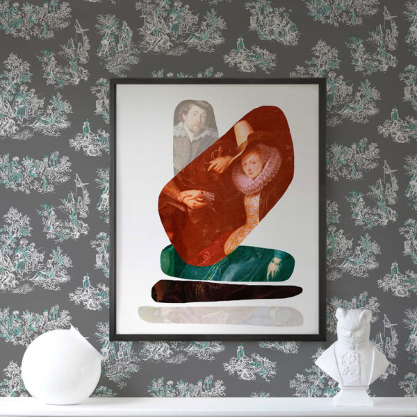 Young & Battaglia - The Couple - Shape & Colour Collection