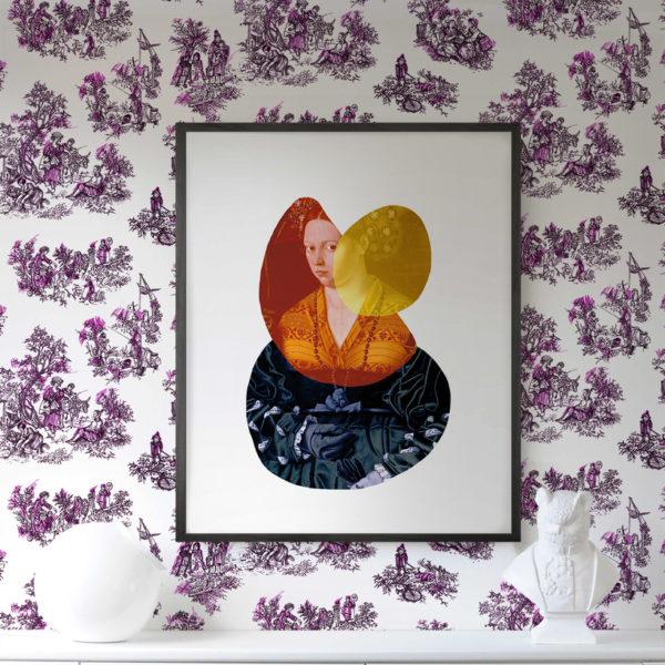 Young & Battaglia Lady 2 - Shape & Colour Collection