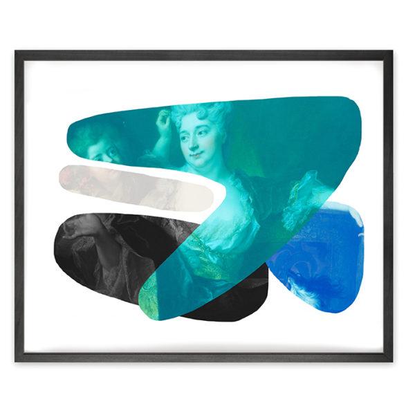 Blue - Shape & Colour Collection