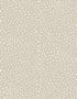 Cole & Son Ardmore Collection Senzo Spot Wallpaper - Stone & White - 6030