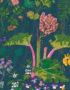 Rabarer Wallpaper by Borastapeter Green 1791