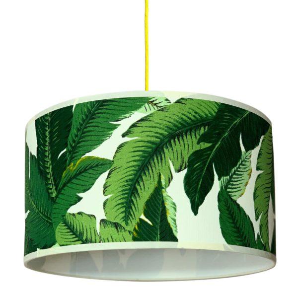 Banana Leaf Tropical Lampshade