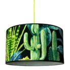 Spike Island Cactus Lampshade