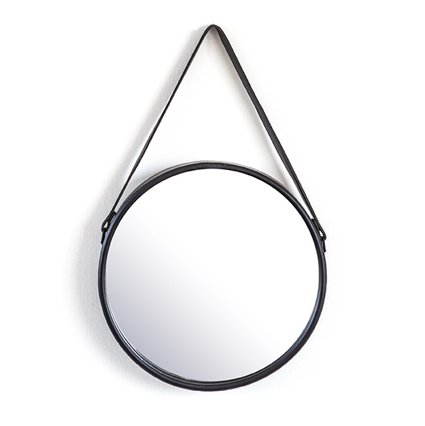 Mirror With Strap