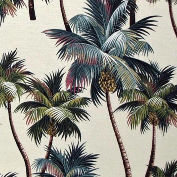 Palm Island Tropical Fabric