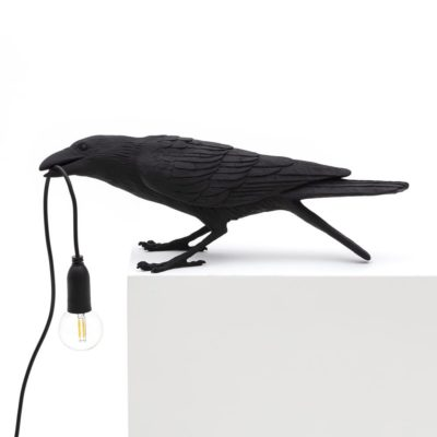 Seletti Bird Light - Playing