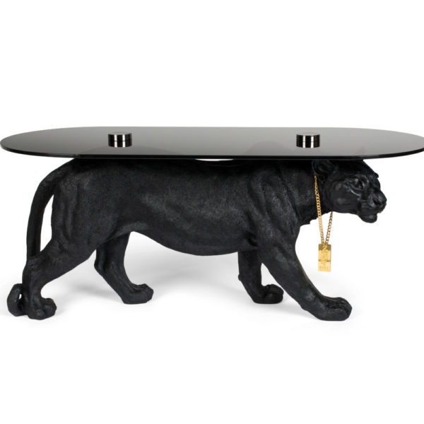 Decadent Black Panther Coffee Table Love Frankie