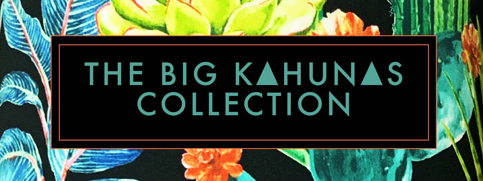 Get Tropical with our Big Khahunas Tropical Lampshade Launch