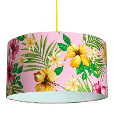 summer breeze tropical lampshade