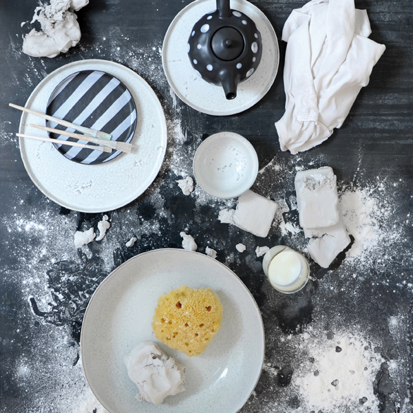 Artisan Speckled ceramics collection