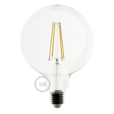 LED Globe Light Bulb ES27 7.5W