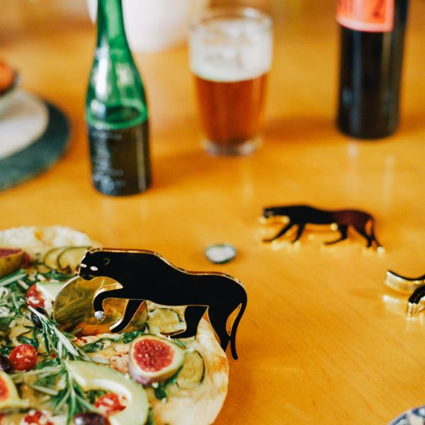 Black Panther Pizza Cutter