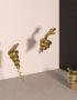 Serpent Snake Barware Accessories in Luxe Gold