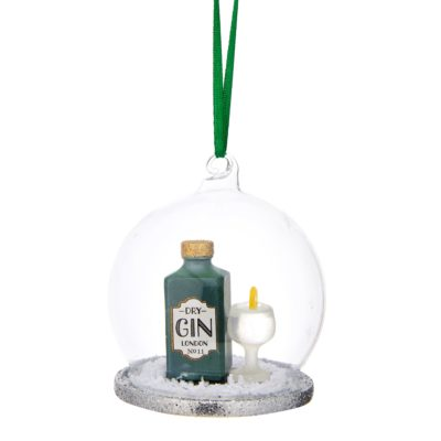 Gin and Tonic Bauble