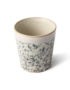 70's Inspired Ceramic Cup - Hail
