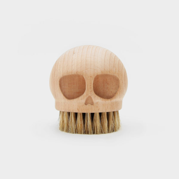 Dead Clean Skull Brush