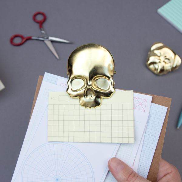 Super Handy Skull Clip
