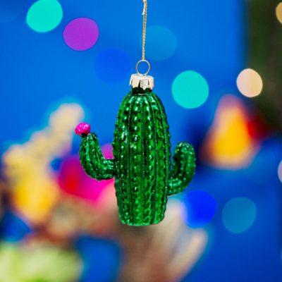 Prickly Cactus Bauble