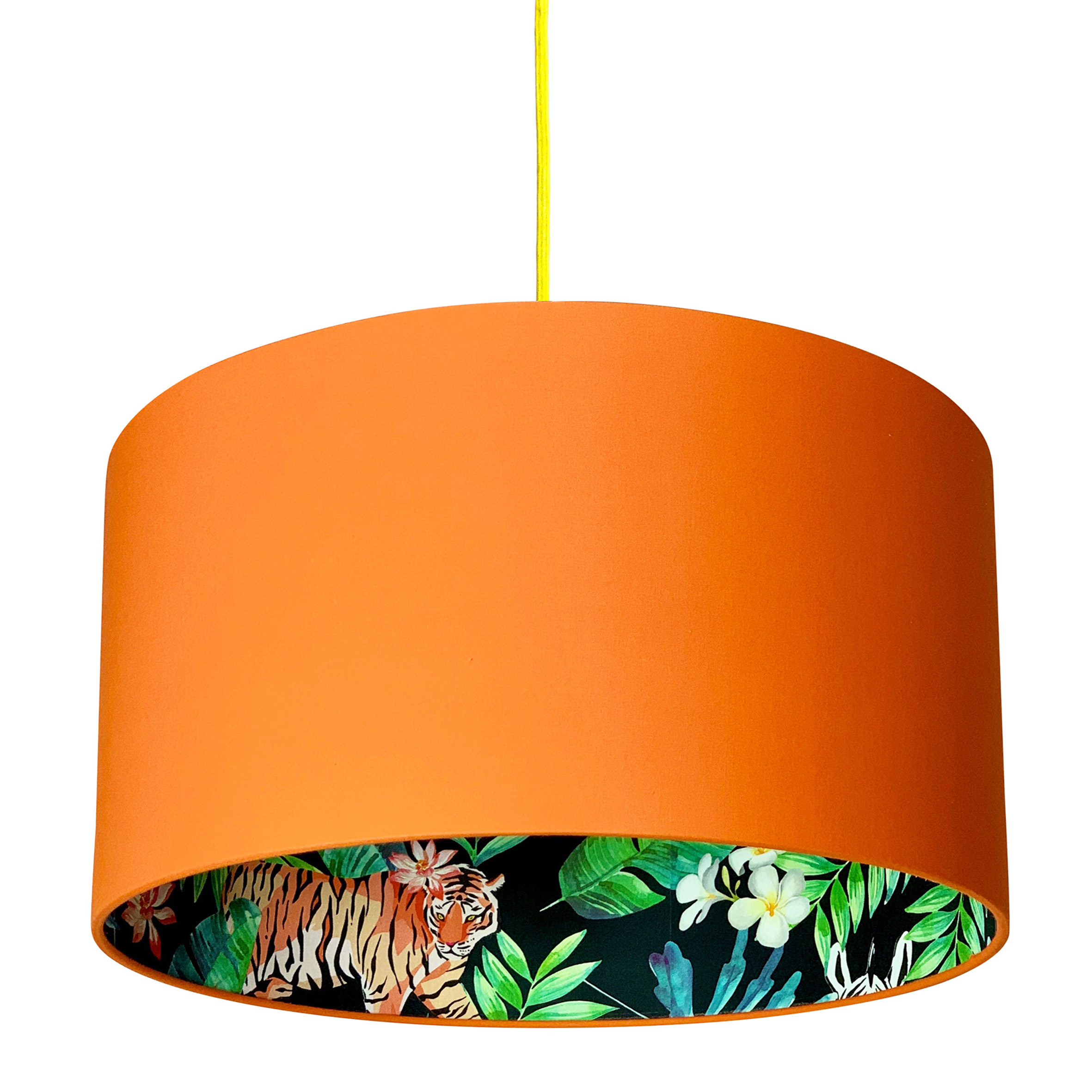 Cheetah Print Jungle Decor Lamp Shade