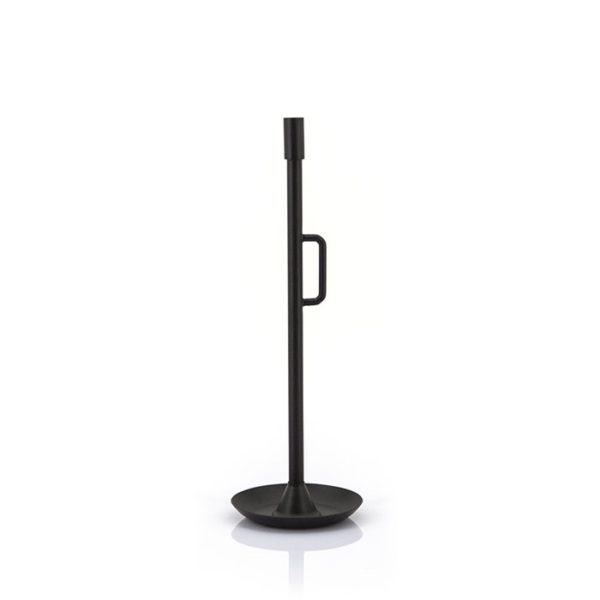 Black Iron Candle Stick