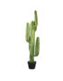Medium Faux Potted Desert Cactus