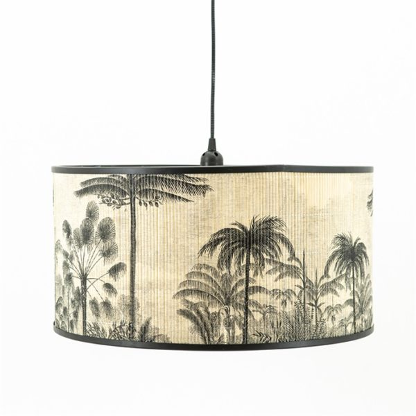Forest Bamboo Lampshade