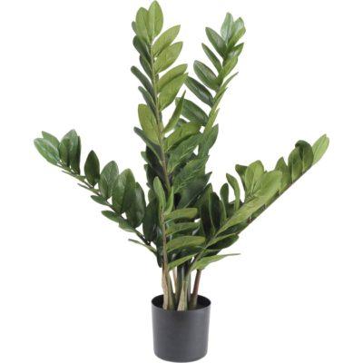 Potted Zamiifolia Faux Plant