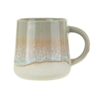Grey Glazed Mug