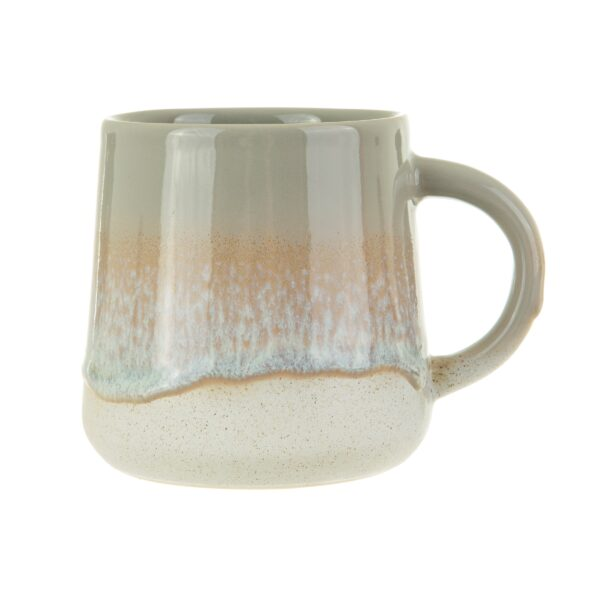 Grey Glazed Mug