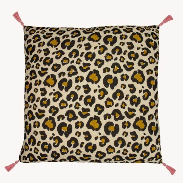 Leopard Pillow In Large