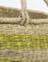 Natural and Sand Slouchy Baskets