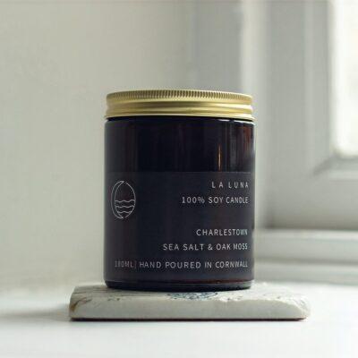 Sea Salt and Oak Moss