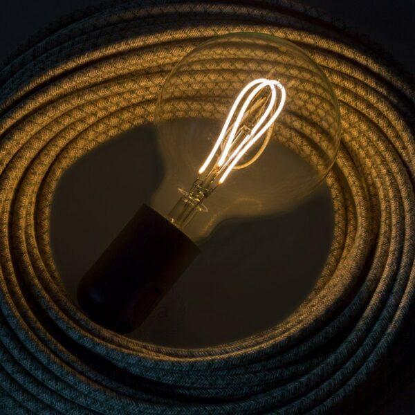 Double Loop Filament Led Bulb