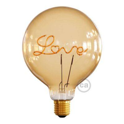 Love Bulb Lamp