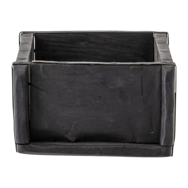 Black Wooden Brick Mould