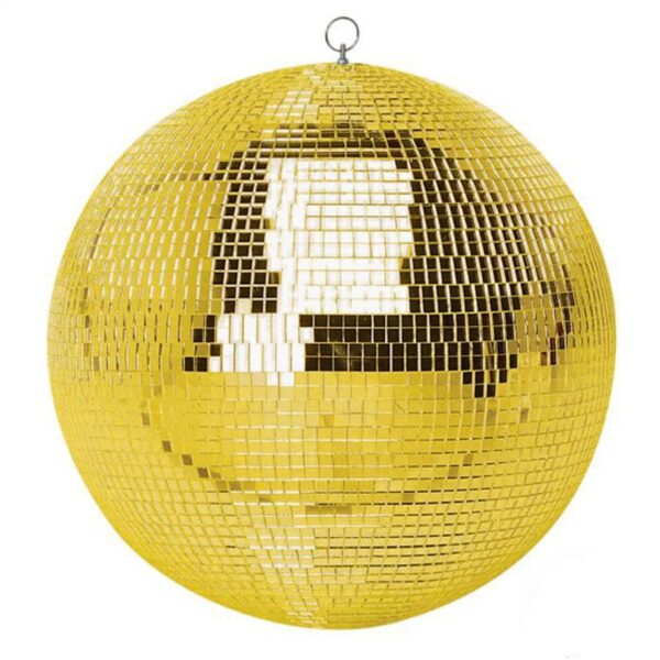 love-frankie-gold-disco-ball