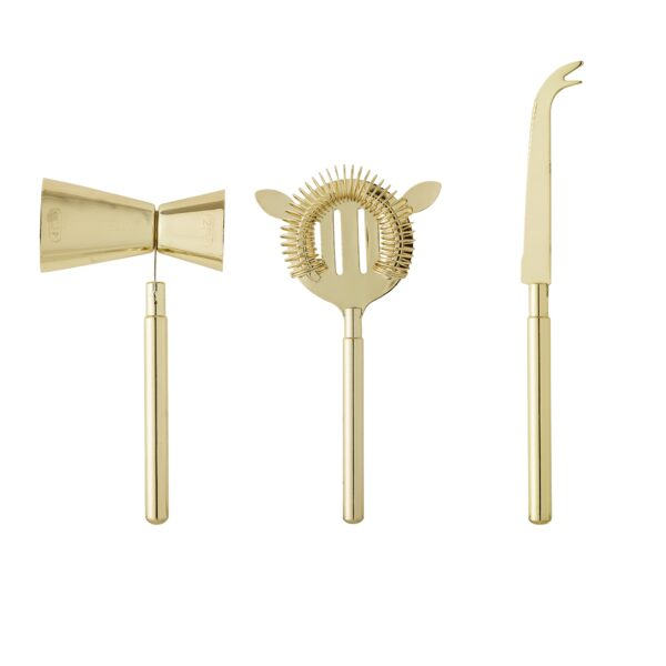 Gloriously Gold Cocktail Set