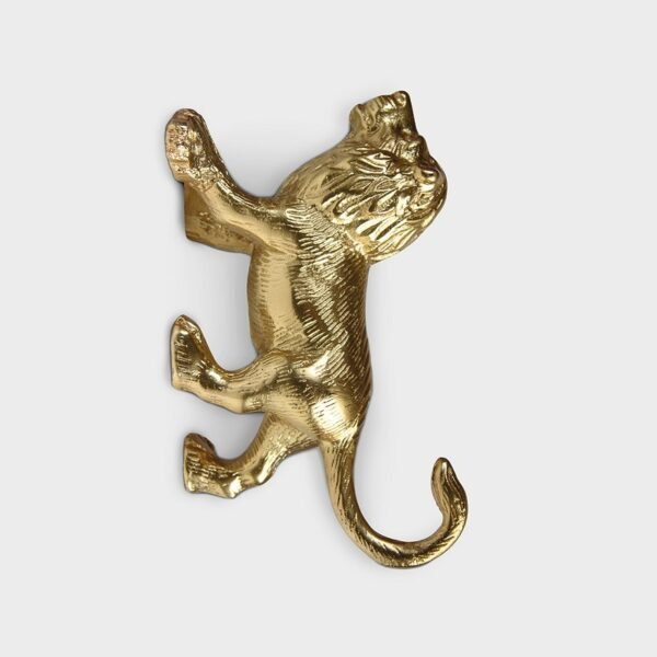Gold Lion Hook
