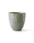 Green Speckled Mug