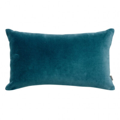 love-frankie-teal-cushion