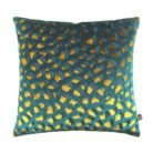 love-frankie-teal-and-mustard-leopard-velvet-cushion
