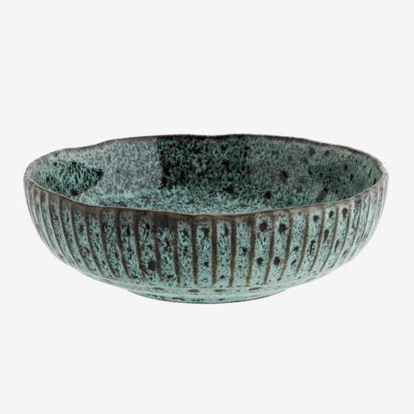 love-frankie-turquoise-stoneware-bowl