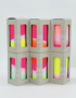 Beautifully Gift Boxed Neon Candles