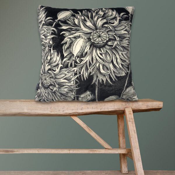 love-frankie-poppy-cushion-in-charcoal