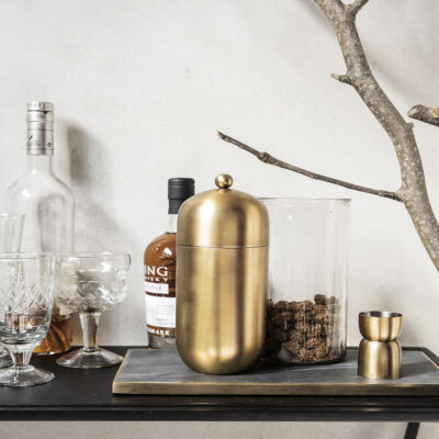 love-frankie-brass-cocktail-shaker