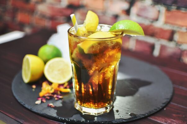 Tilda's Classic Dark & Stormy Cocktail recipe
