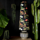 Shadow Caller bird inspired Oversized Cone Lampshades