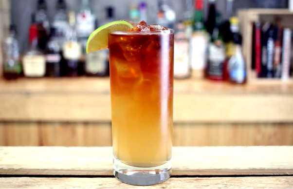 Tash's Wicked Long Island Iced Tea Cocktail