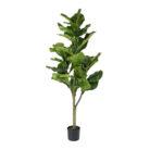 Faux Fiddle Leaf Tree