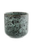 Speckled Turquoise Stoneware Cup